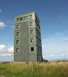 Tower on the Inselsberg