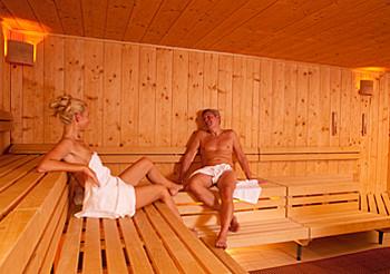 Saunalandschaft im TABBS